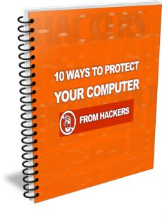 Protect Your Computer From Hackers PLR Autoresponder Messages