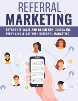 Referral Marketing PLR Ebook
