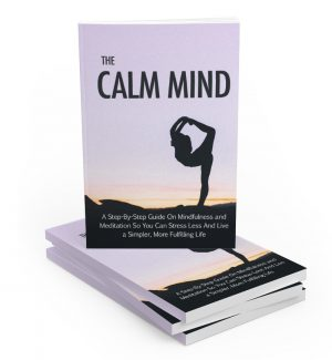 The Calm Mind MRR Ebook