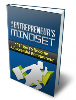 The Entrepreneur's Mindset PLR Ebook