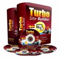 Turbo Site Builder Personal Use Software With Video