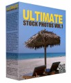 Ultimate Stock Photos Package Vol 1 Resale Rights Graphic