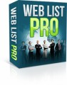 Web List Pro MRR Software