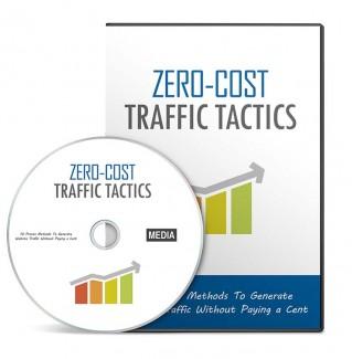 Zero-Cost Traffic Tactics Gold MRR Video With Audio