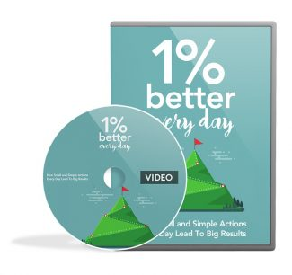 1 Better Every Day Video Upgrade MRR Video