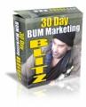 30 Day Bum Marketing Blitz Mrr Software