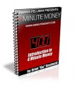 4 Minute Money Report Give Away Rights Ebook
