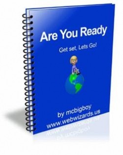 Are You Ready : Get Set, Lets Go MRR Ebook