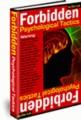 Forbidden Psychological Tactics Personal Use Ebook