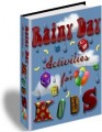 Rainy Day Activities For Kids PLR Ebook