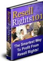 Resell Rights 101 MRR Ebook