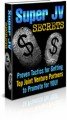 Super Jv Secrets PLR Ebook