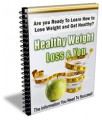 Healthy Weightloss Niche Newsletter Personal Use ...