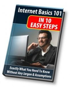 Internet Basics 101 In 10 Easy Steps Mrr Ebook