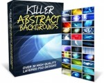 Killer Abstract Backgrounds Personal Use Graphic