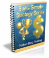 Sue's Simple Strategy Series Give Away Rights Ebook