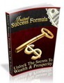 Instant Success Formula Personal Use Ebook