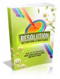 Resolution Retention Strategies Mrr Ebook