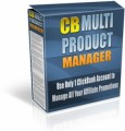 Clickbank Multi Product Manager Mrr Script