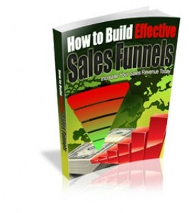How To Build Effective Sales Funnels Mrr Ebook