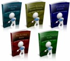 5 PLR EBooks Package V1 Plr Ebook