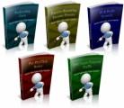 5 PLR EBooks Package V1 Plr Ebook