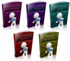 5 PLR EBooks Package V2 Plr Ebook