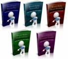 5 PLR EBooks Package V3 Plr Ebook