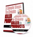 5 Simple Steps To Create Killer Products Mrr Ebook With ...