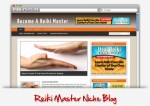 Become A Reiki Master Niche Wordpress Theme Personal ...