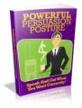 Powerful Persuasion Posture Mrr Ebook