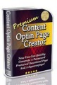 Premium Content Optin Page Creator Resale Rights ...