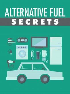 Alternative Fuel Secrets MRR Ebook