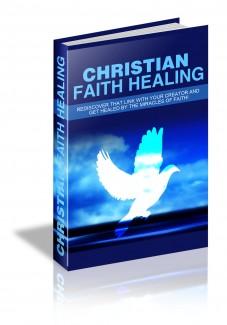Christian Faith Healing MRR Ebook