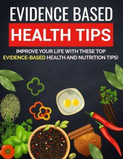 Evidence Based Health Tips PLR Ebook