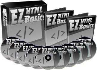 Ez Html Basics Resale Rights Video With Audio