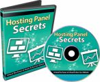 Hosting Panel Secrets PLR Video With Audio