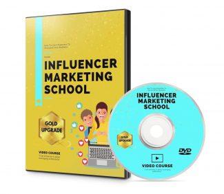 Influencer Marketing School – Video Upgrade MRR Video With Audio