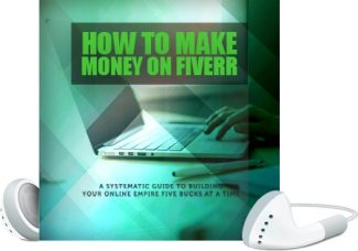 Make Money On Fiverr MRR Ebook With Audio