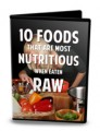 Nutritious When Eaten Raw Personal Use Video
