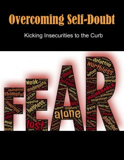 Overcoming Self-doubt And Believing In Yourself PLR Ebook