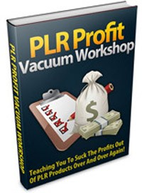 Plr Profits Vaccum Workshop Personal Use Video