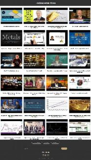 Precious Metals Instant Mobile Video Site MRR Software