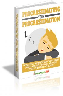 Procrastinating Your Procrastination MRR Ebook