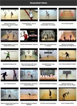 Racquetball Instant Mobile Video Site MRR Software