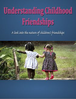 Understanding Childhood Friendships PLR Ebook