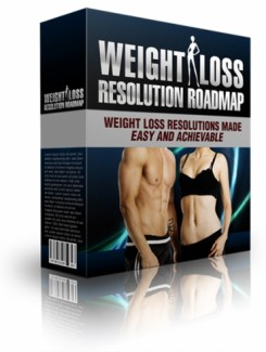 Weight Loss Resolution Roadmap PLR Ebook