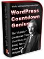 Wp Countdown Genius PLR Software