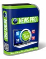 Wp News Pro Plugin MRR Software