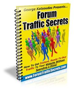 Forum Traffic Secrets Mrr Ebook